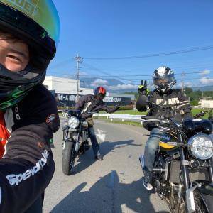 【Z900RS】フレッシュマンツーリング【長野県kawasakiバイク屋】