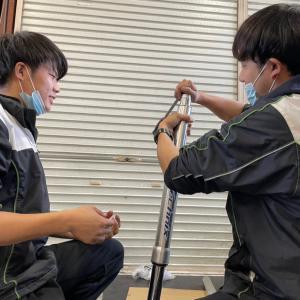 【バイクにとってのマスクは?】整備後は分かりやすいご説明を心がけています【長野県バイク屋アクト】
