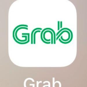【タイの移動手段】「Grab」アプリ大活躍!