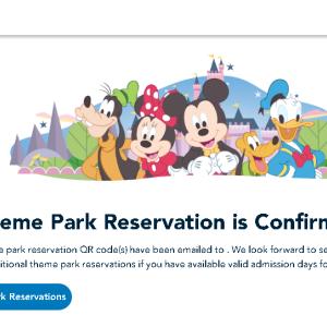 カリフォルニアのディズニーがもうすぐ再開!予約に挑戦しました