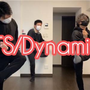 """BTS""""Dynamite""""をメンバーと踊ってみました。"""