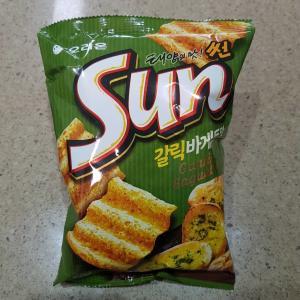 【神ポテチ】韓国のガーリックポテチ