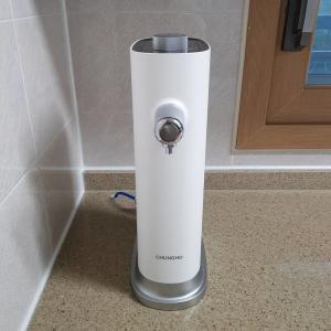 韓国のお家で浄水器【一家に一台必要案件】