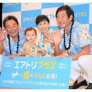 【離婚危機】石田純一、義父の東尾修氏に離婚を迫られている…