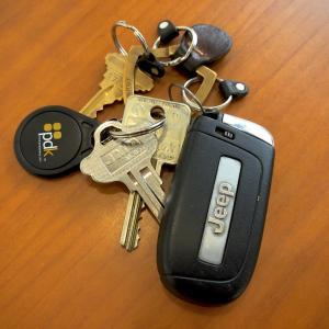やたらと鍵が多いアメリカの家