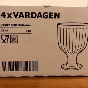 食洗器対応!IKEAの割れないワイングラス