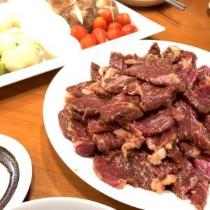 【コストコ】コスパ抜群!牛カルビ塊肉で焼肉食べ放題
