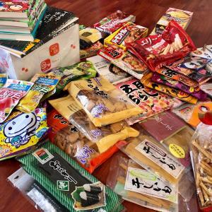 物資到着!3ヶ月かかった日本からアメリカへの船便