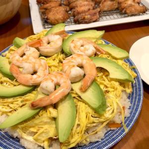 コストコ商品が大活躍!節約&簡単ひな祭りディナー