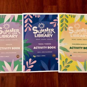 太っ腹!図書館の夏休みイベント企画