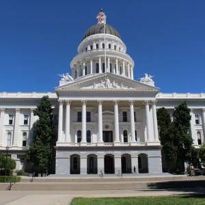 子連れカリフォルニア周遊旅行記⑤|サクラメントの州議会議事堂