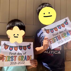 バタバタで終了!入学式がないアメリカの小学校
