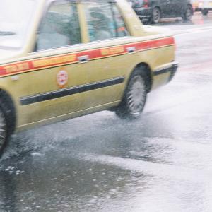 タクシー運転手時代の変な客