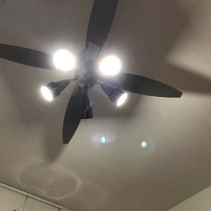 お部屋の天井照明