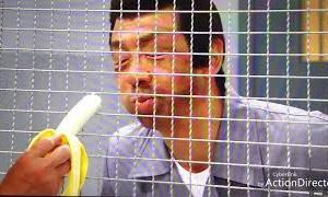 梅沢富美男/刑務所面会コント