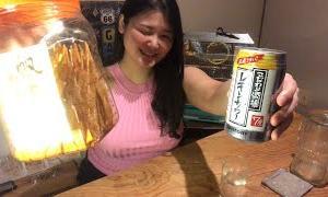 【ぽっちゃりさんタンクトップ飲み会】ライブ配信 家にこもって一緒に飲もう!