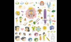 みんな大好き塊魂 オリジナルサウンドトラック | We Love Katamari - Original Soundtrack (HQ)