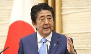 首相、緊急事態延長で会見 「速やかに追加経済対策」(2020年5月4日)
