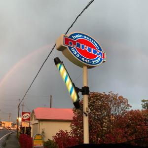 虹は七色じゃなかった⁈