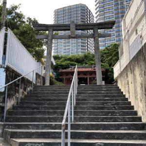 琉球八社 安里八幡宮は唯一八幡神を祭神とする神社
