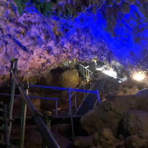 Cave Okinawa 沖縄戦で1人も命を落とさなかった奇跡のガマ