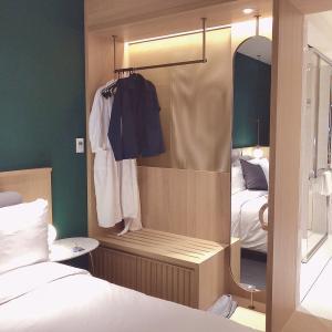 【台北ホテル】アメリカ発のデザイナーホテル「キンプトンダーアン」。ペットと泊まれるお部屋もある、大人系お洒落ホテル