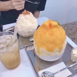 【台中カフェ】ジャム専門店の作るソースが絶品のかき氷。夏限定の青春の味を味わいに行きませんか?