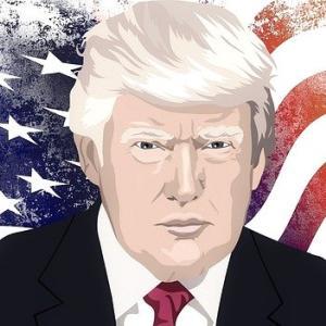 """トランプ大統領、ツイート「今、俺には""""声なき声""""が聞こえている!!!」"""
