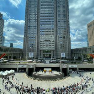 東京2020オリンピック競技大会の開幕にあたって