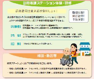 訪問看護への健康観察委託で保健所機能強化へ!