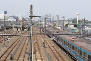 三鷹車両センター ☆ 中央線の電車を子どもと楽しく見れるおすすめスポット