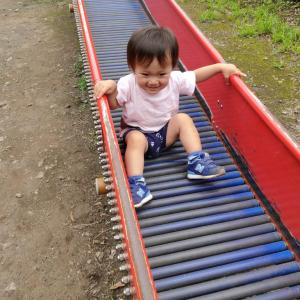都立小金井公園  巨大ソリゲレンデと蒸気機関車など遊ぶのにオススメな大きい公園