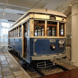 横浜市電保存館 昔の路面電車(ちんちん電車)が見れる Oゲージの鉄道模型もあり