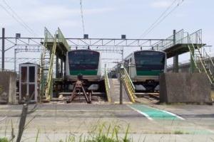 川越車両センター ☆ JR埼京線と八高線の電車を楽しむ 行き方と駐車場は!?