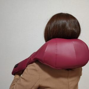 子育ての肩こりに最適なマッサージ機☆ドクターエア 3DネックマッサージャーS