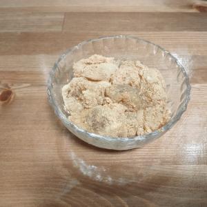 ダイソーのわらび餅手作りセット☆おやつを簡単手作り!美味しいきな粉のわらび餅