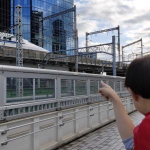 JR大崎駅周辺の鉄道ビュースポット【東海道新幹線も見える】様々な路線が通って楽しい