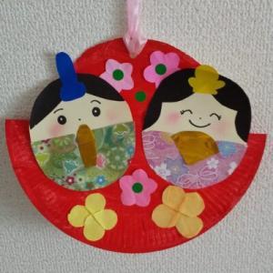 シャトレーゼのひなまつりケーキ【ひな祭り】お部屋の簡単な飾り付けで楽しくお祝い