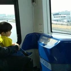 まるで電車の運転手!【ゆりかもめの先頭座席】子供と一緒に楽しめてオススメ