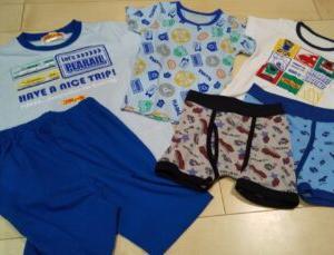 可愛い子供服をお得にゲット【しまむら大創業祭スペシャルセール】プラレールのシャツやパジャマ