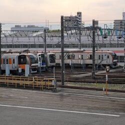 和光検車区【様々な車両がずらっと並ぶ東京メトロの車両基地】小さい子でも見やすくオススメ