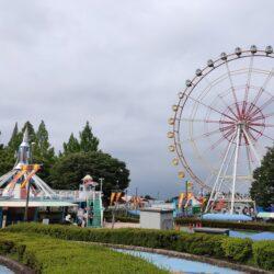 渋川スカイランドパーク【2歳児でも楽しめる遊園地】小さい子が乗れる乗り物がいっぱい