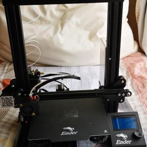 初!3Dプリンターで作った作品☆彡