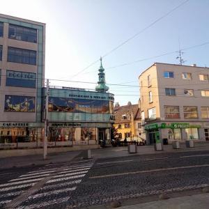 ブラチスラバ市内【首都なのにゆったりしています】