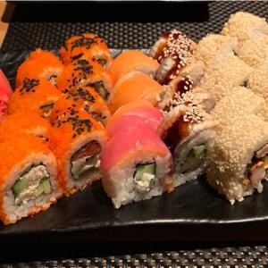 【潜入】ウラジオストクの日本料理店【やっぱりカリフォルニアロール】