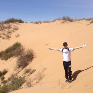 内モンゴル自治区で植林した話【何もない砂漠】