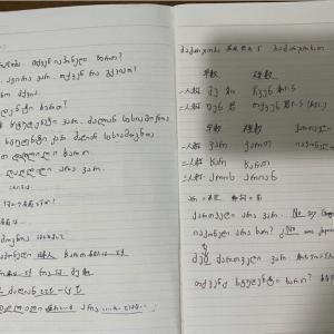 ジョージア語を20日間勉強してみた結果【激ムズ】