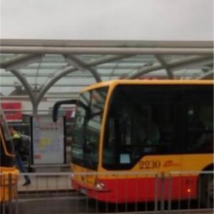 【ワルシャワ】停まらないバス停の見分け方