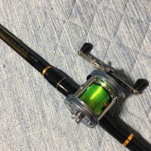 釣りの準備