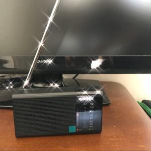 radikoユーザーが、ラジオを買いました。